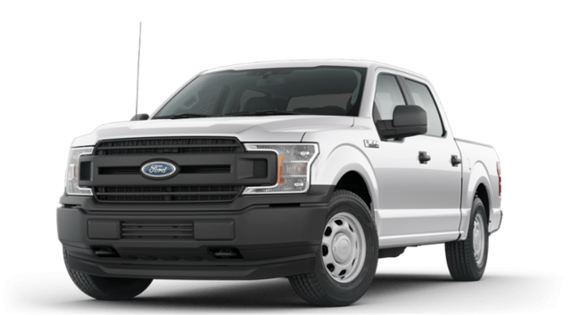 New 2019 Ford F-150 XL Crew CAB in Kansas City, MO